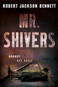 Mr. Shivers book cover