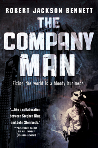 The Company Man book cover